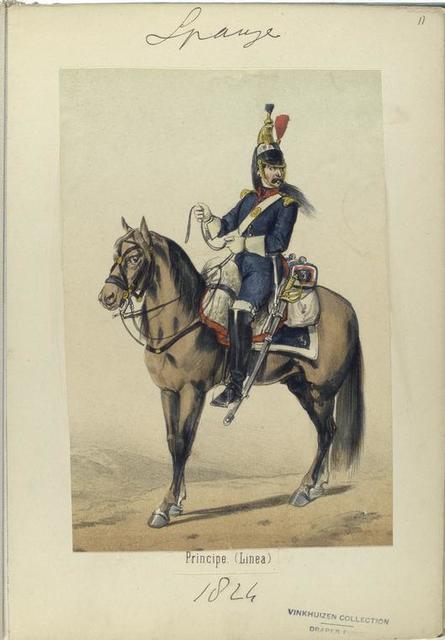 Principe. (Linea). 1824
