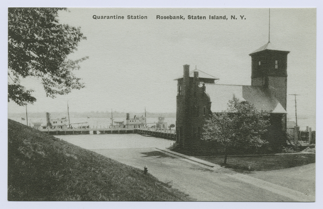 Quarantine Station Rosebank, Staten Island, N.Y.