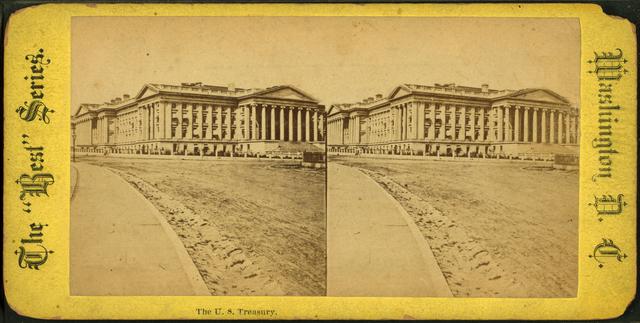 The U.S. Treasury.
