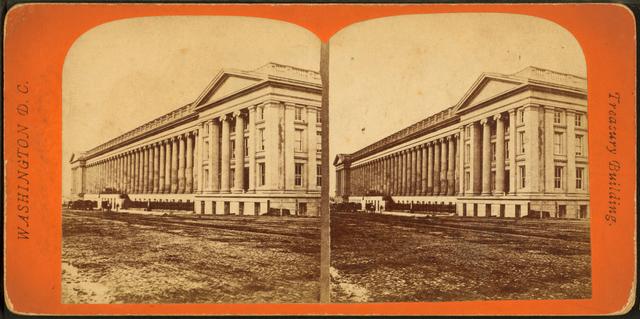 Treasury Building.