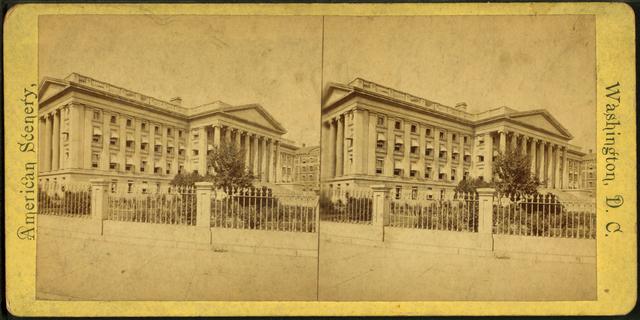 U.S. Treasury.