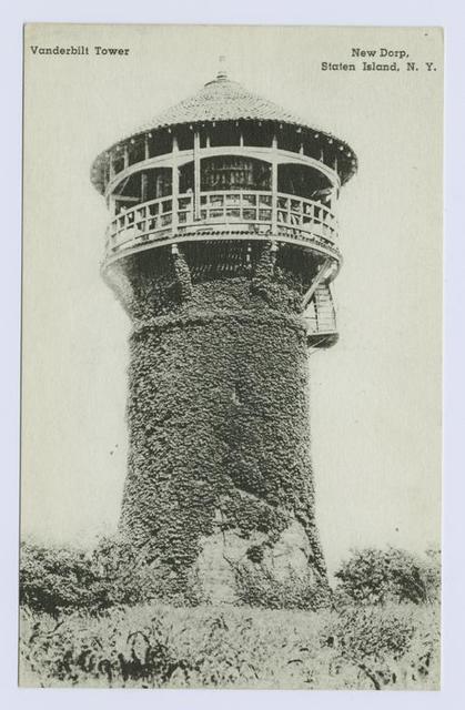 Vanderbilt  Tower, New Dorp, Staten Island, N.Y.