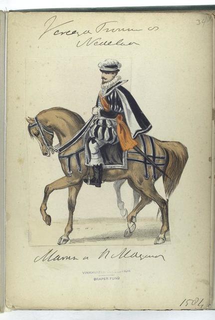 Vereenigde Provincien der Nederlanden : Ma[...], 1584