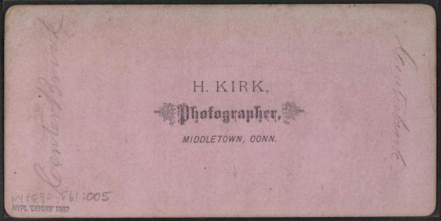 [View of an industrial or mill building in Center Brook.]