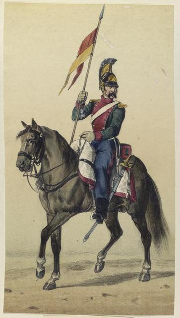 Calatrava (Lancero). 1844