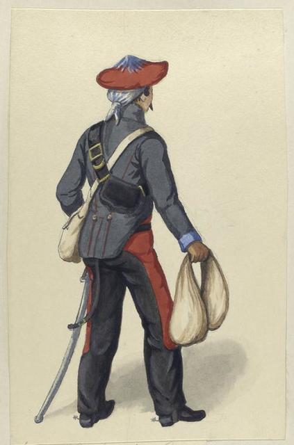 Carlistische Cavalerie. Dragones de Alava. 1835