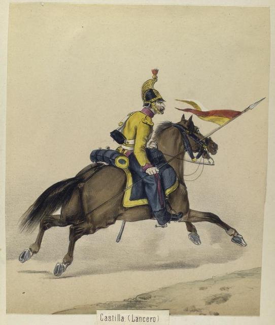 Castilla. (Lancero). 1841