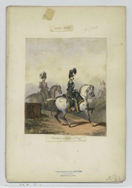 Chasseurs à cheval - 1er régiment