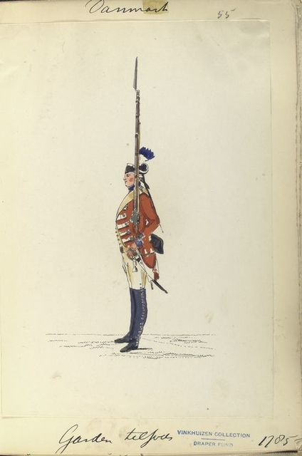 Denmark, 1762-1800.