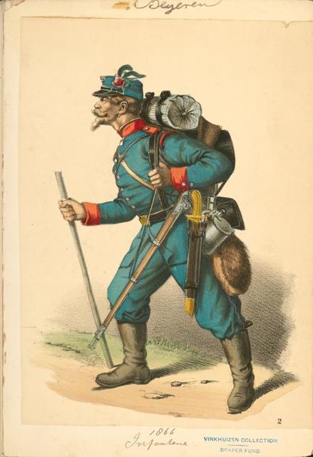 Germany, Bavaria, 1857-1869