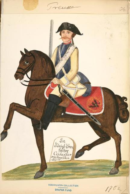 Germany, Prussia, 1761-1762