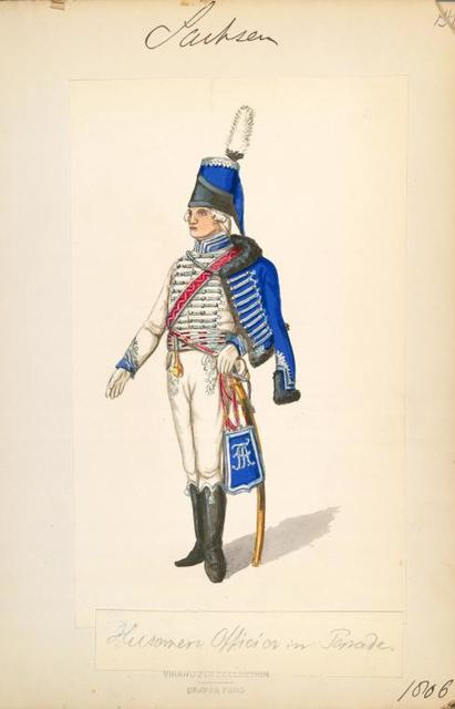 Germany, Saxony, 1804-1806