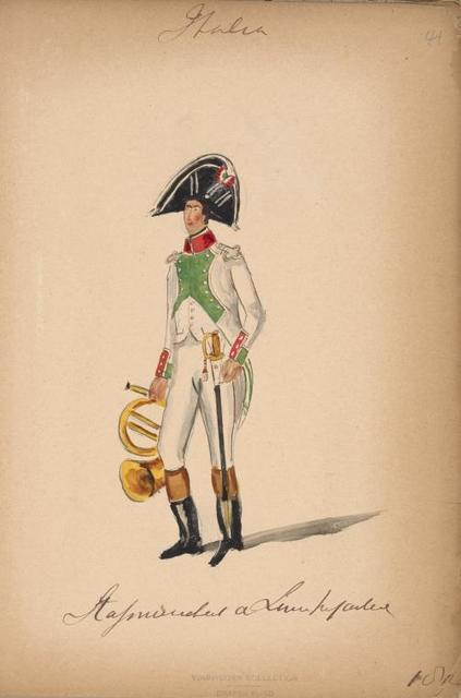 Italy 1811-1812