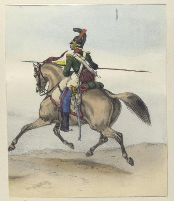 Lancero. 1844