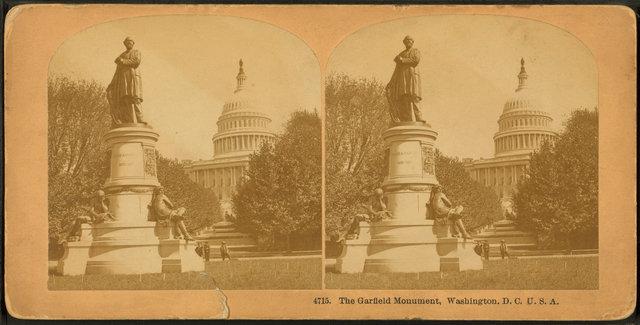 The Garfield Monument, Washington, D.C.
