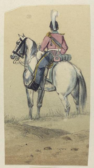 Trompeta (Lanceros). 1844