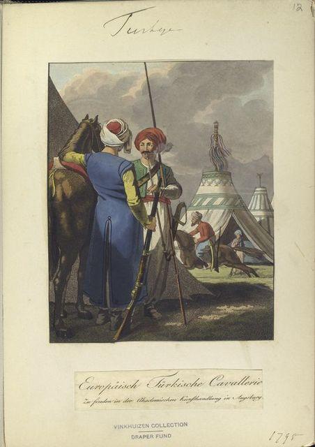 Turkey, 1600-1805.