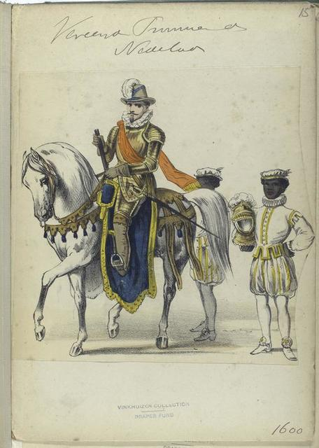 Vereenigde Provincien der Nederlanden. [s.n.]. 1600