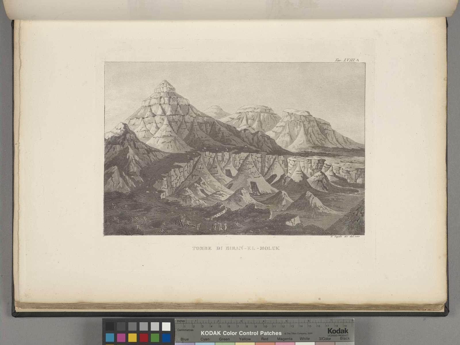Tombe di Biban-el-Moluk.