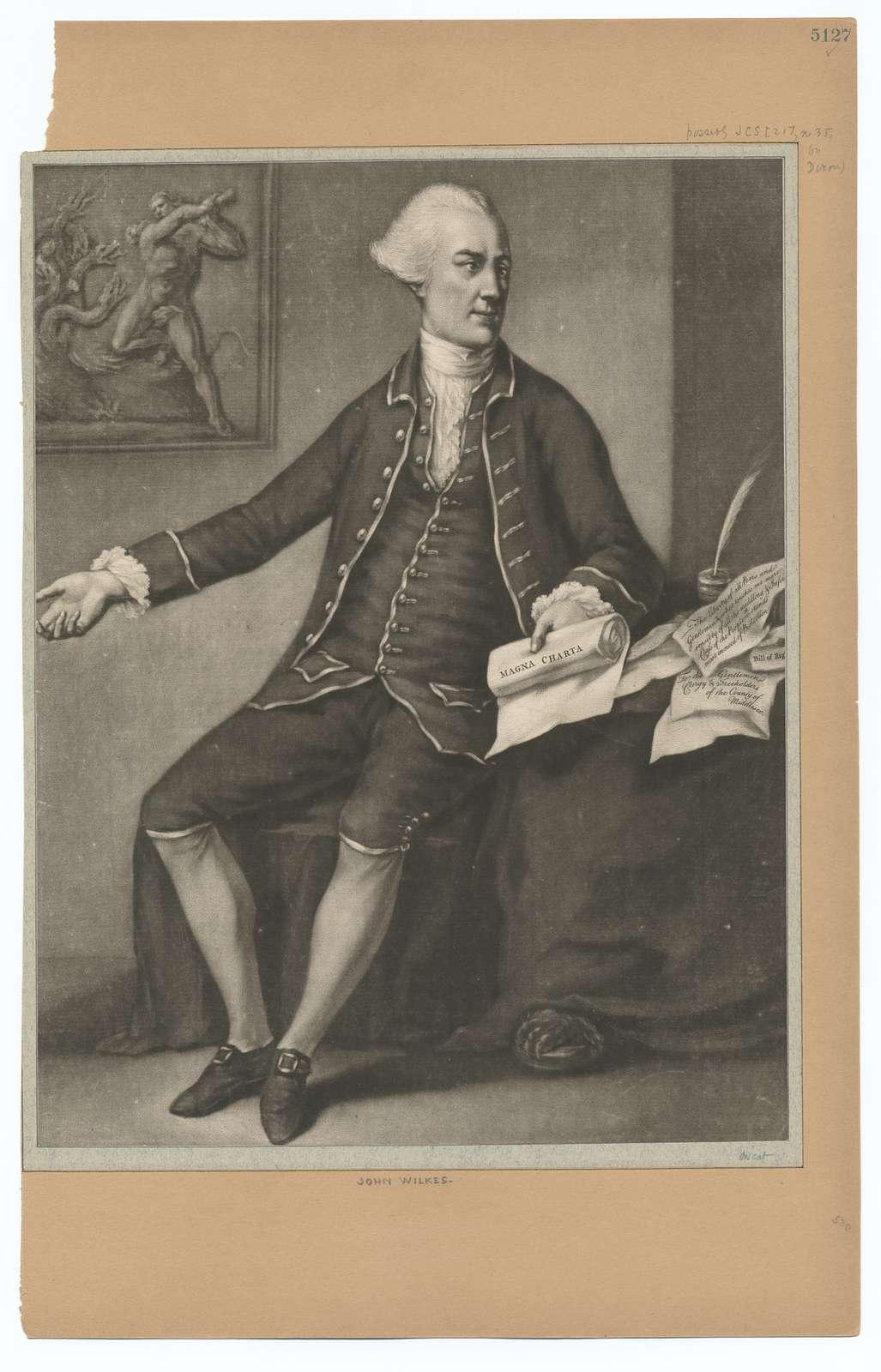 [John Wilkes.]
