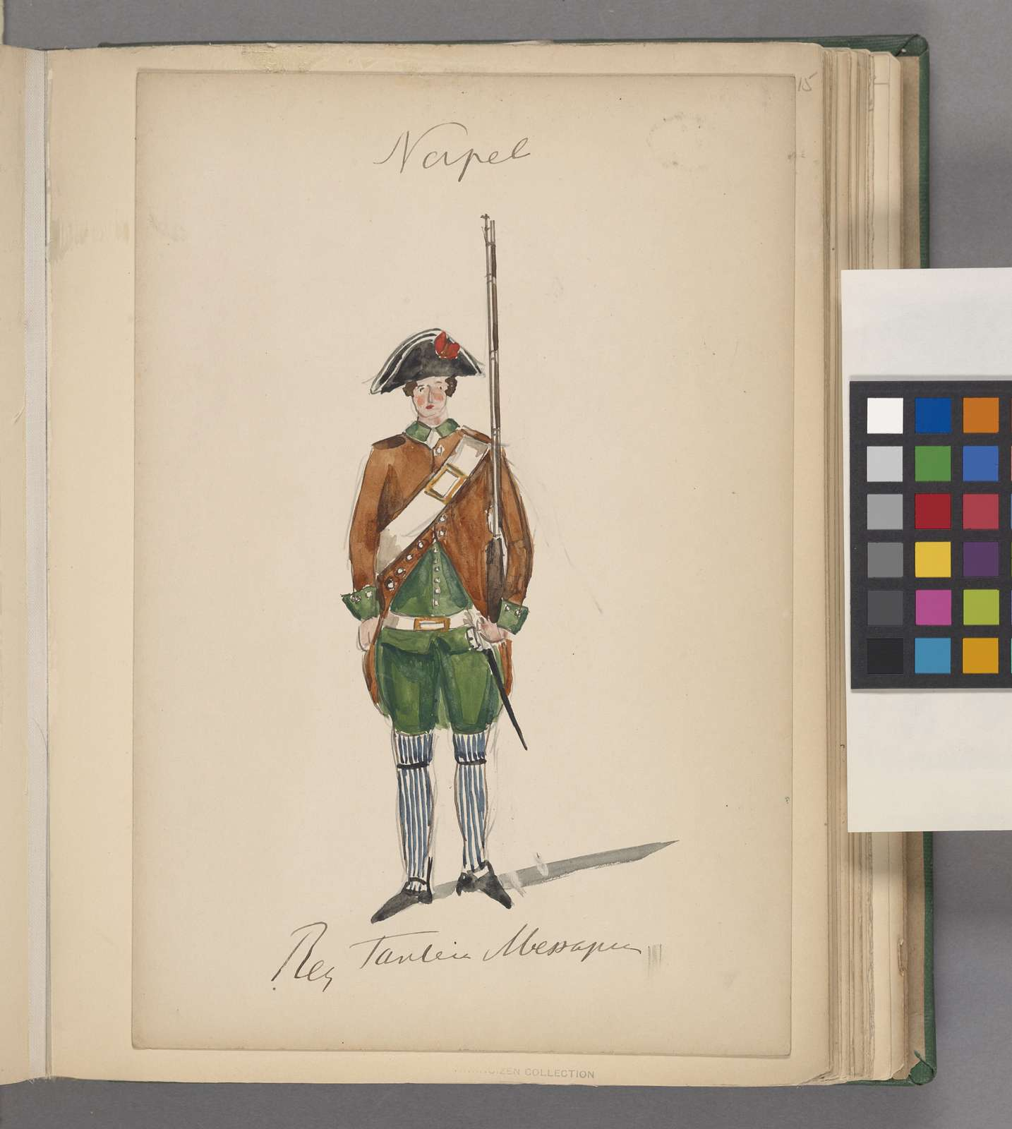 Italy. Kingdom of the Two Sicilies, 1760-1778