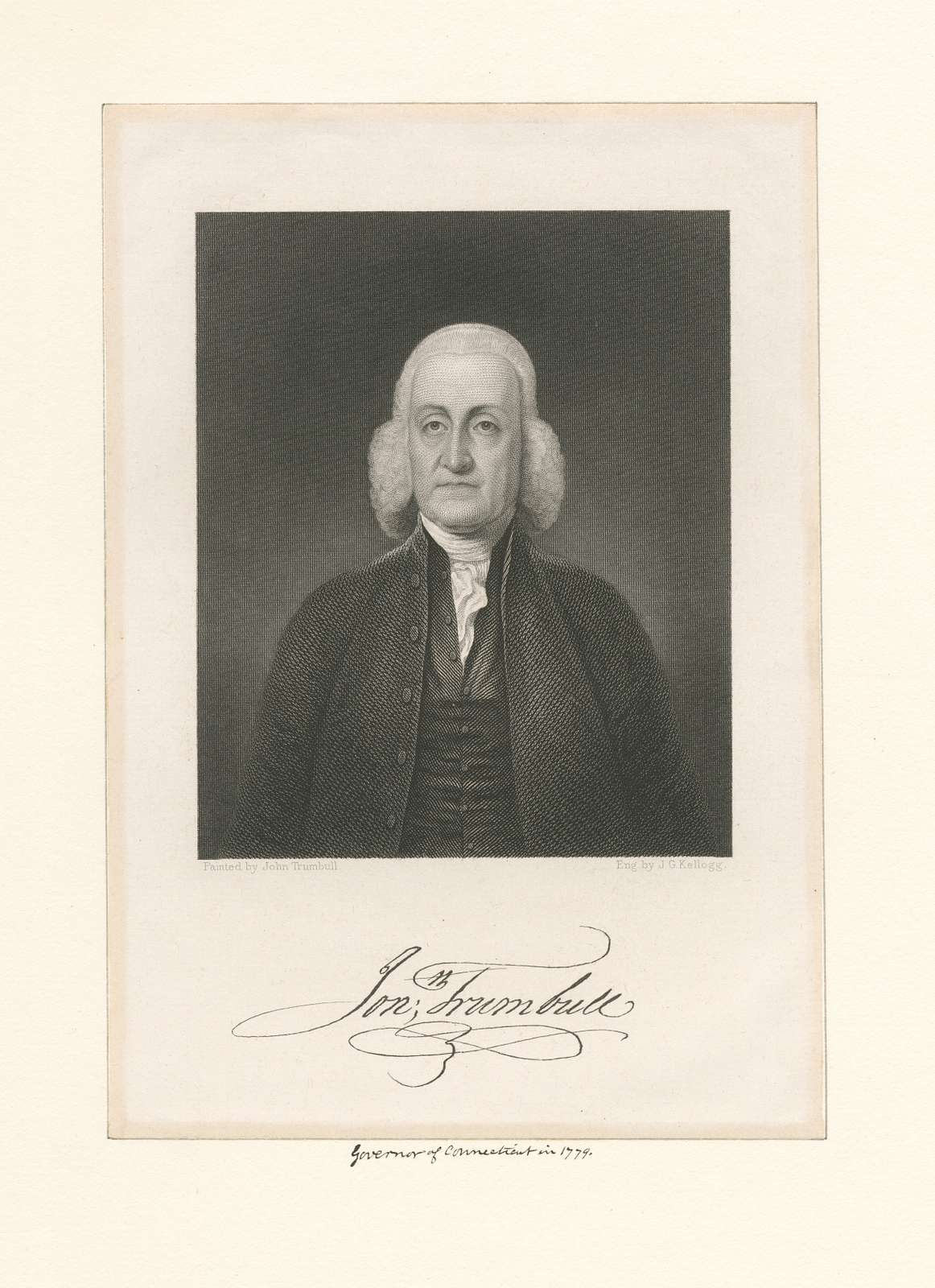 [Jonathan Trumbull, Governor of Connecticut in 1779.]
