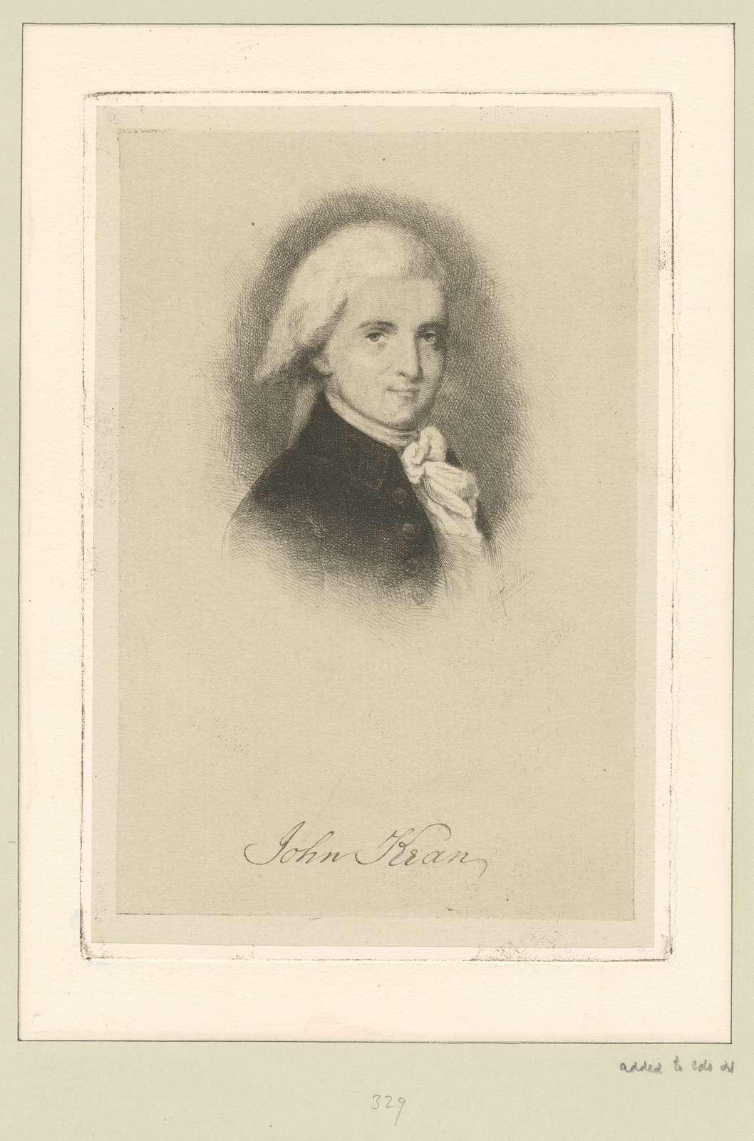 John Kean.