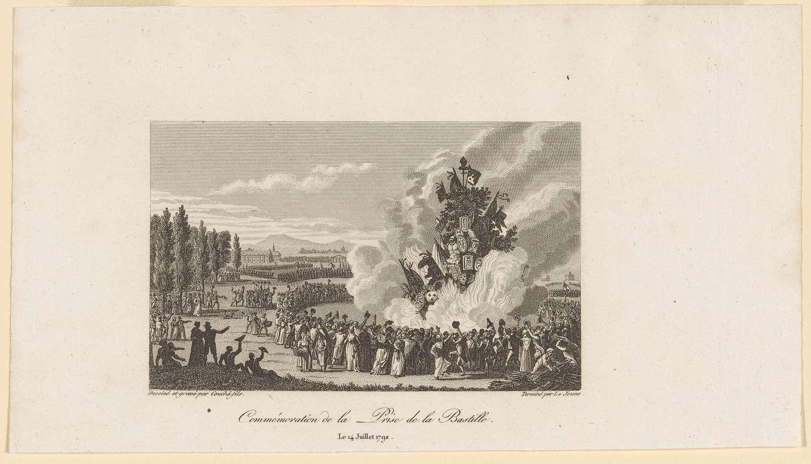 Commémoration de la Prise de la Bastille