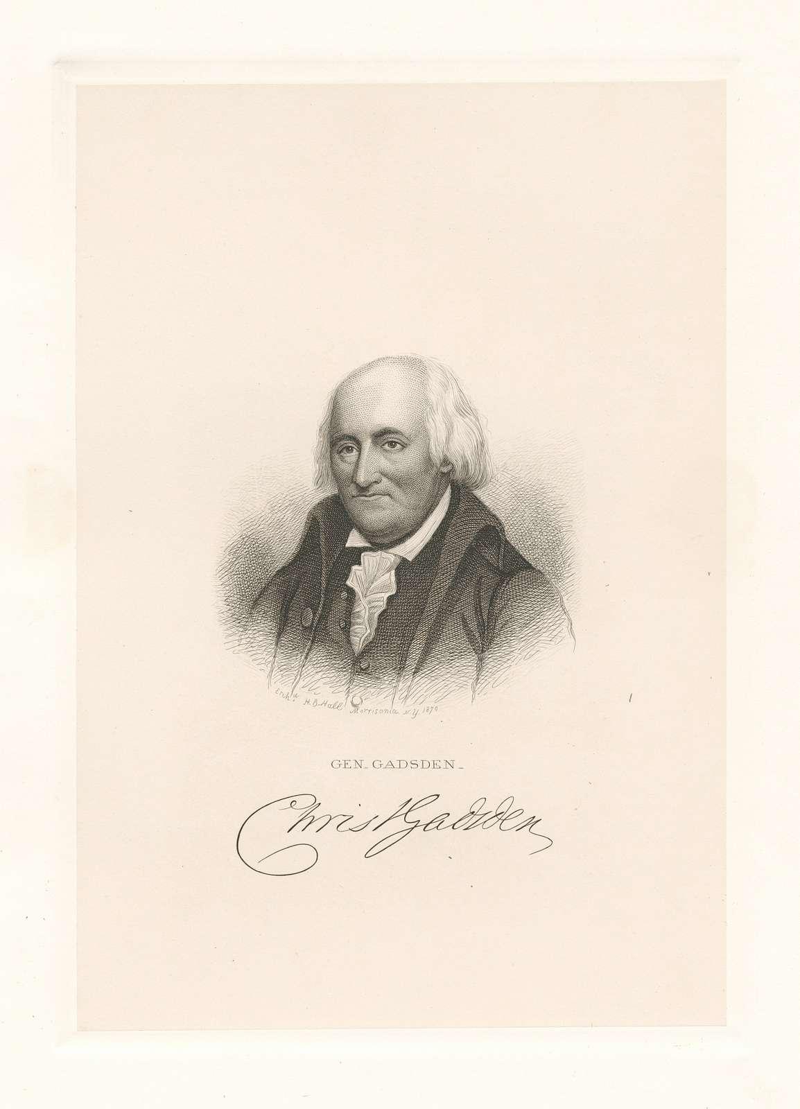 Gen. Gadsden