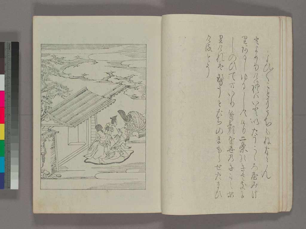 Ise monogatari = The Tales of Ise.