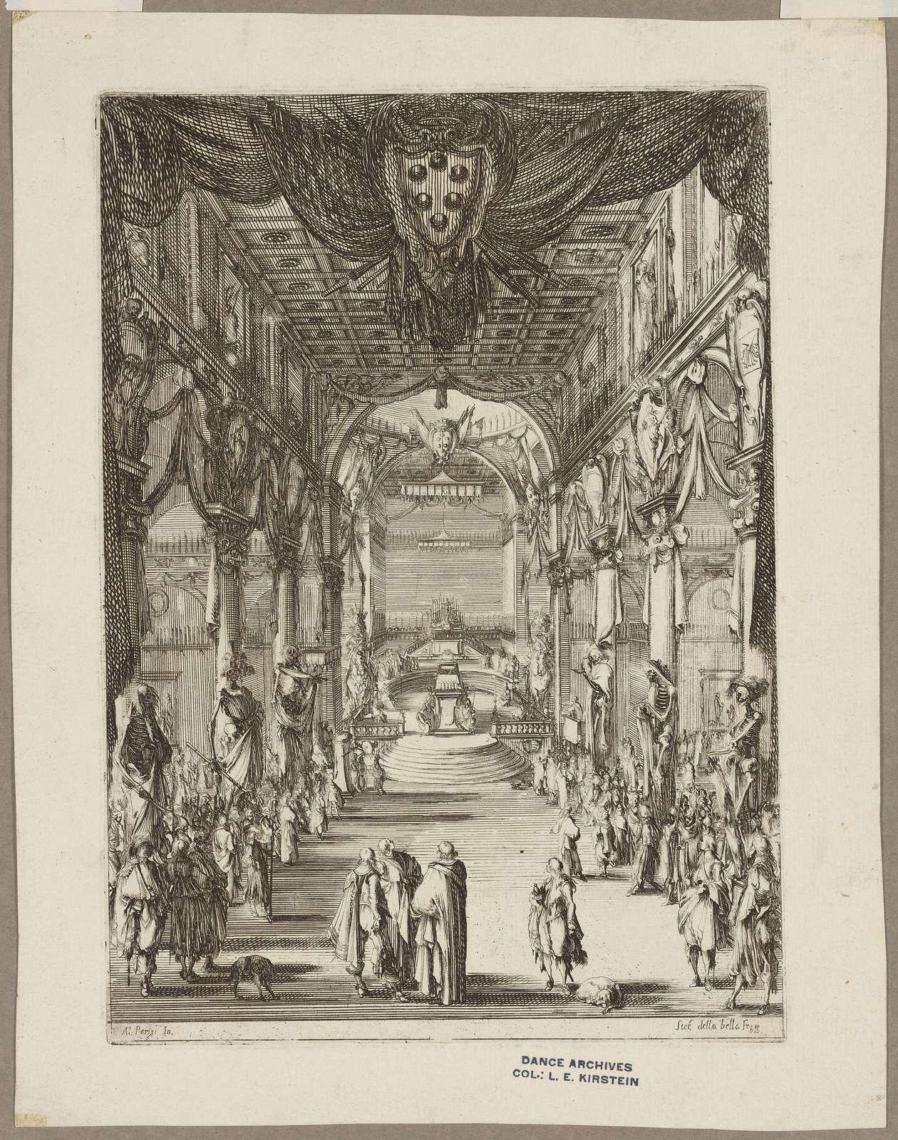 [Funeral of Francesco de' Medici]