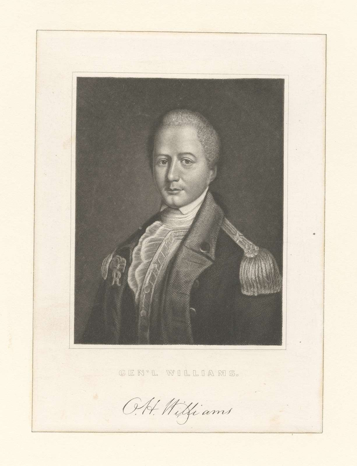 Genl. Williams