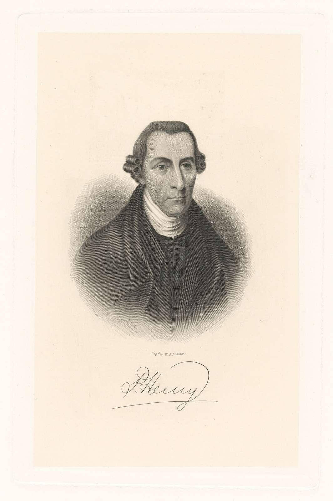 P. Henry.